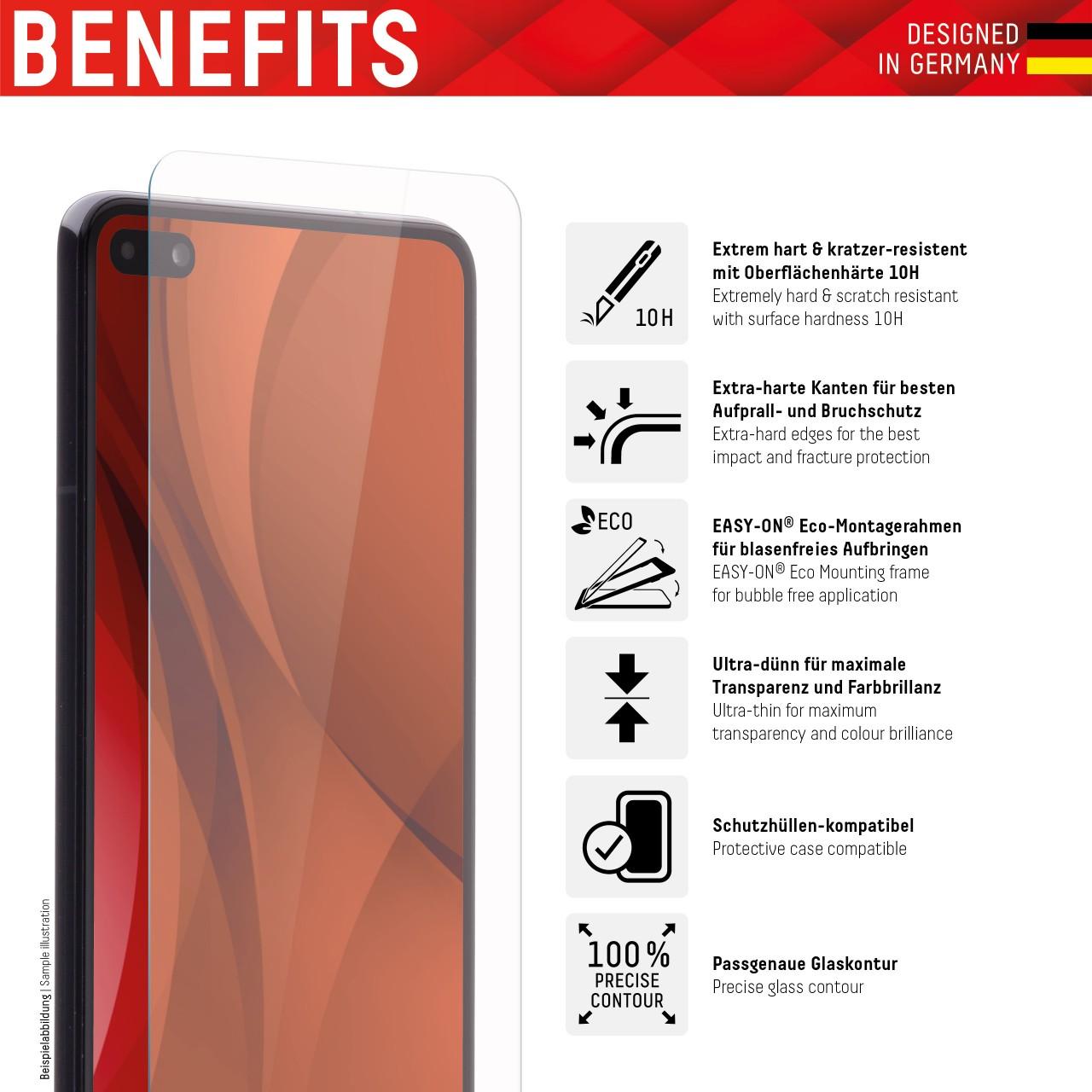 P smart S Screen Protector (2D)