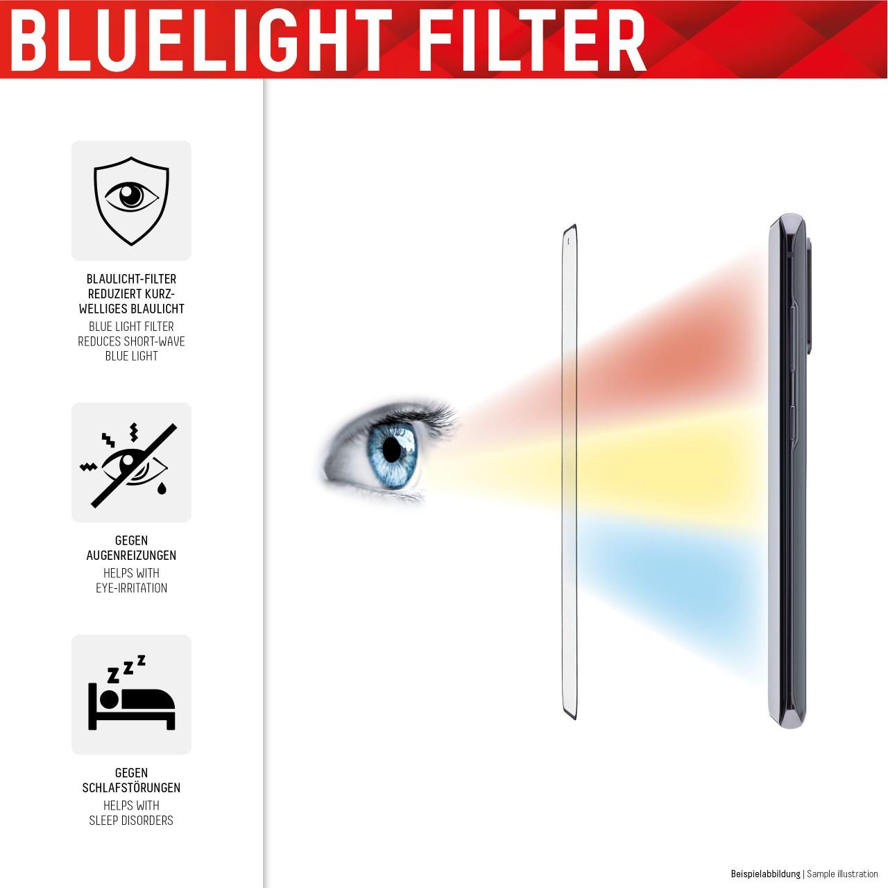 "Real Glass 2in1 ProCare für Samsung Galaxy S21+ (6,7""), Full Cover"