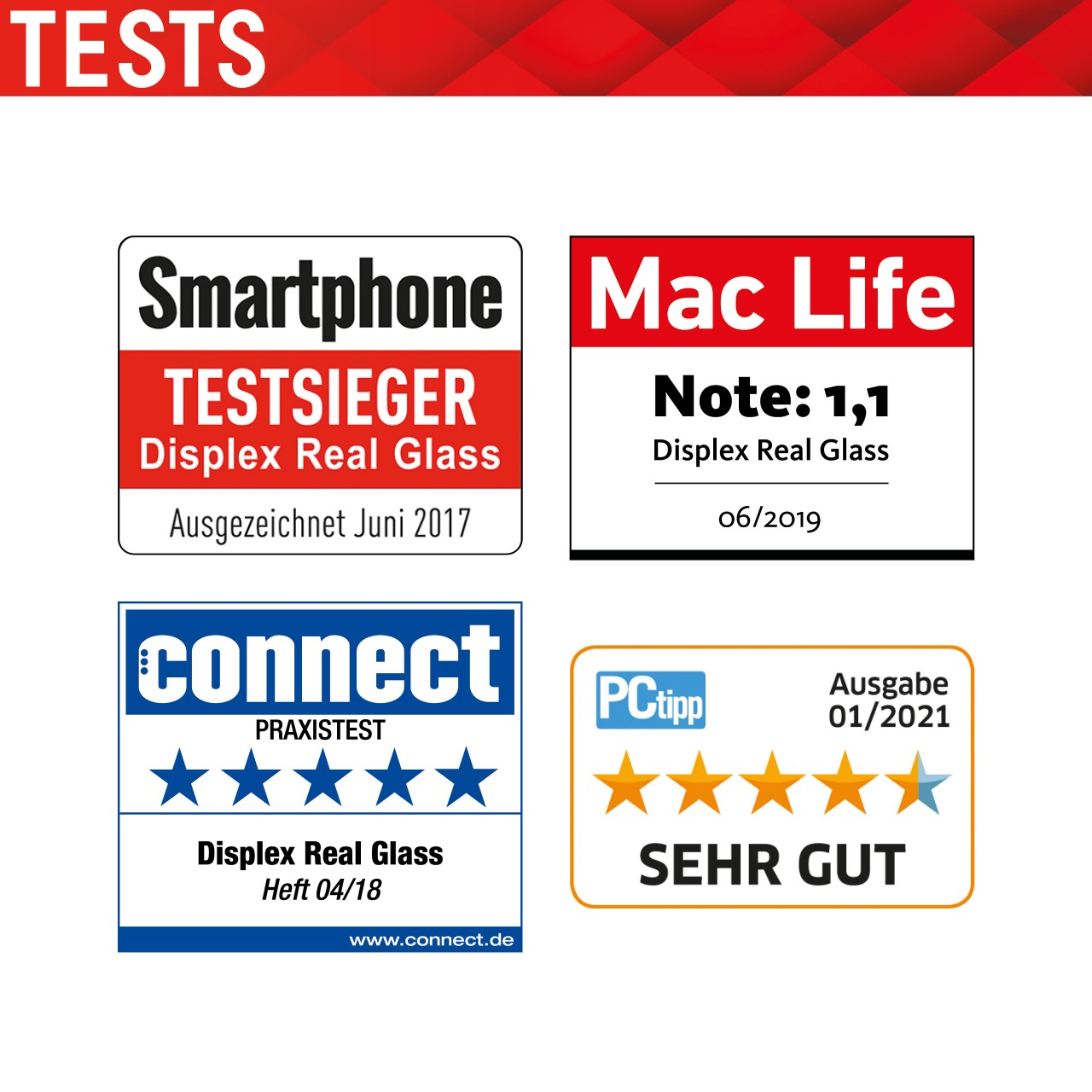 Galaxy A22/A31/A32 4G Screen Protector (2D)