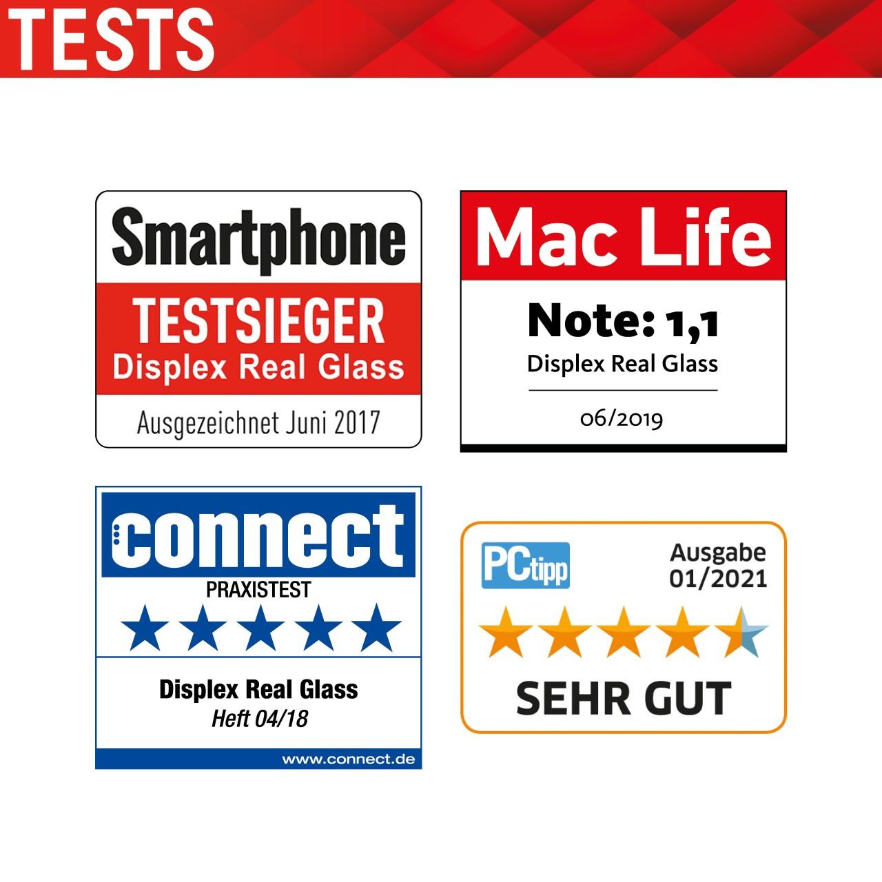 "Real Glass für Samsung Galaxy A22 5G (6,5""), 2D"