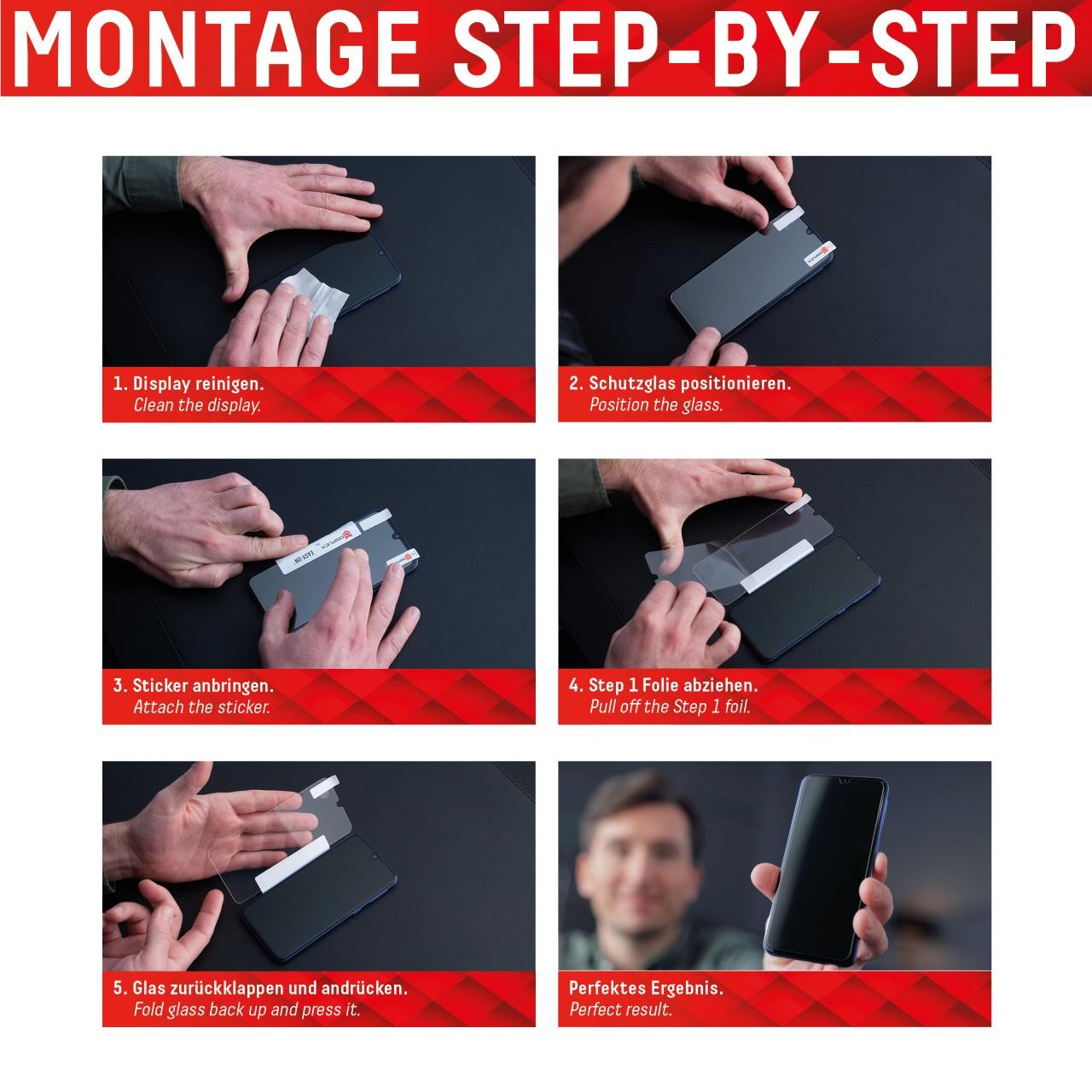 Galaxy A52/A52 5G Screen Protector (2D) + Case