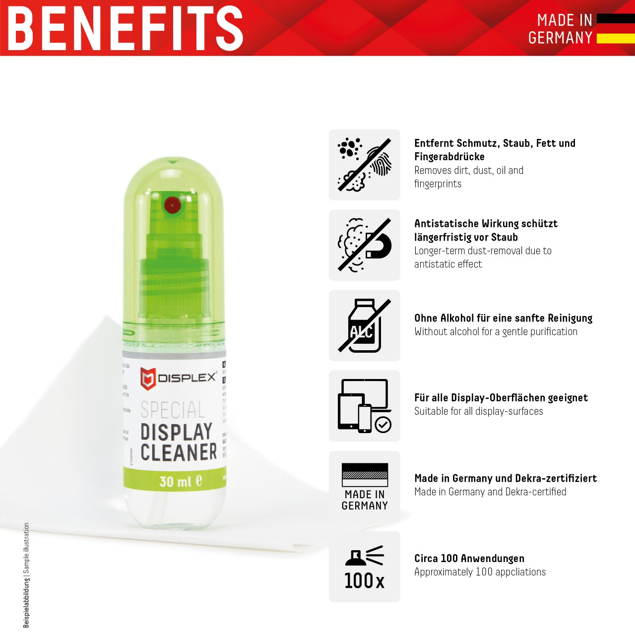 Special Display Cleaner