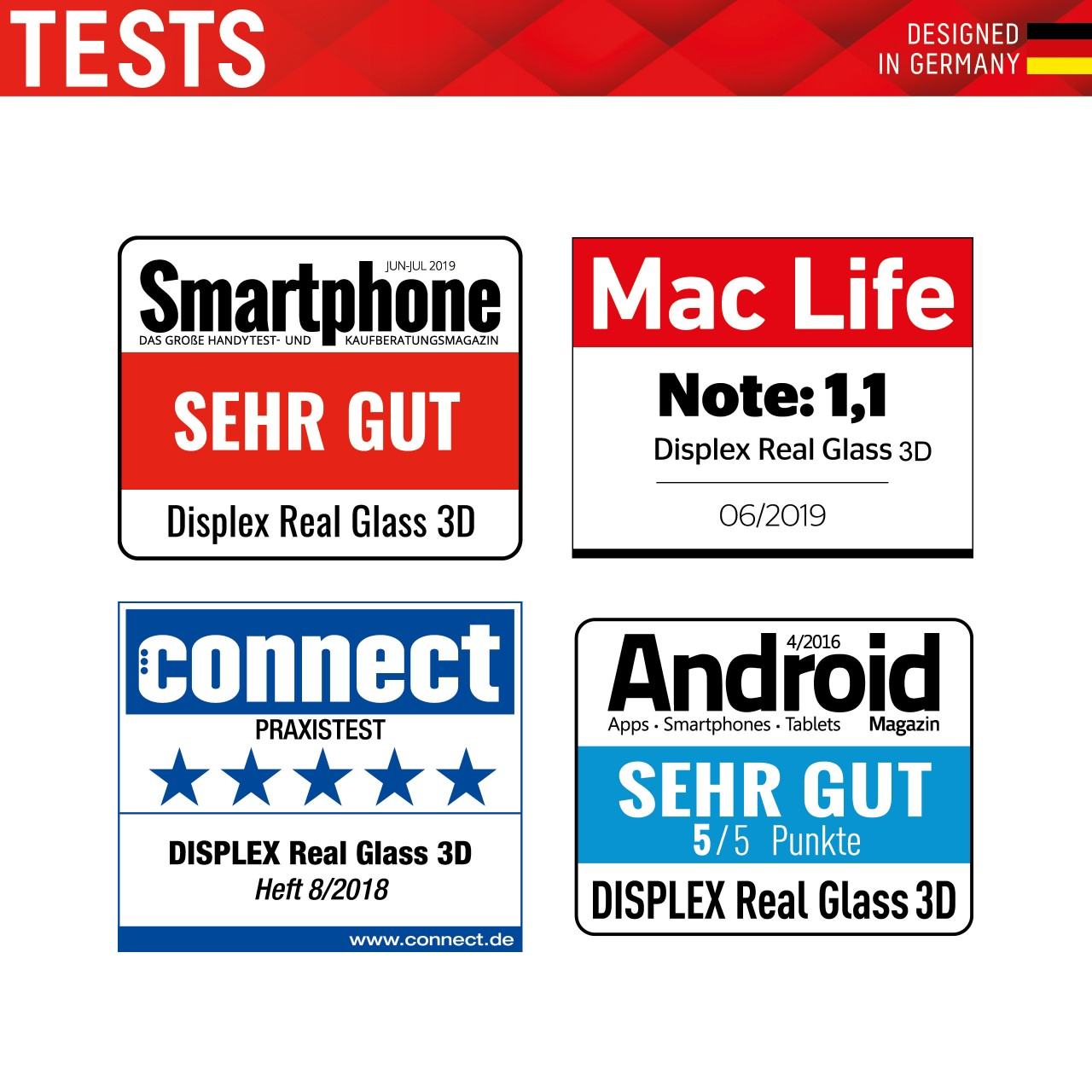 """Real Glass for Samsung Galaxy S21+ (6,7""""), Full Cover"""